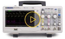 Видео: как быстро проверить осциллограф после покупки