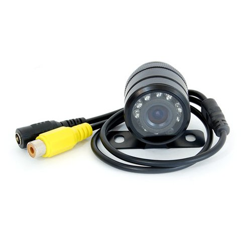 Universal Car Rear View Camera with Lighting GT S619