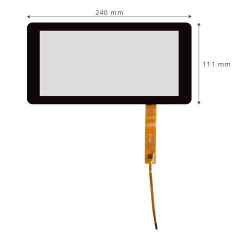 Емкостное сенсорное стекло для Audi A4