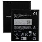 Battery BA900 compatible with Sony C1905 Xperia M, C2105 S36h Xperia L, (Li-ion, 3.7 V, 1700 mAh)