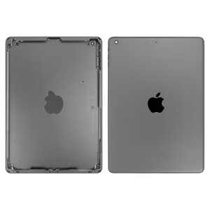 Back Cover for Apple iPad Air (iPad 5) Tablet, (black, (version Wi-Fi))