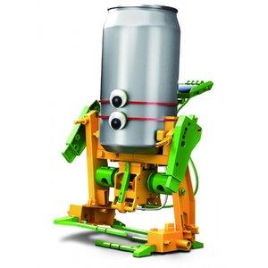 Конструктор CIC 21-616 Робот 6 в 1 на солнечных батареях