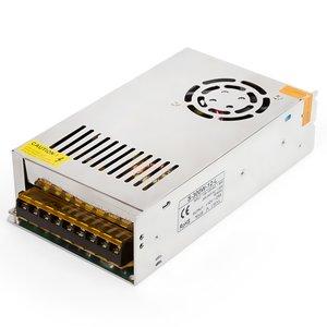 Блок живлення для світлодіодних стрічок 12 В, 25 A (300 Вт), 110-220 В