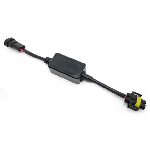 Адаптер CAN шини для запобігання помилок світлодіодних ламп головного світла UP DE H11