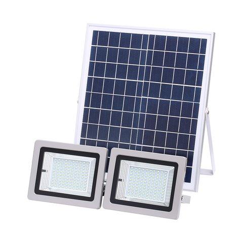 Вуличний LED світильник з сонячною панеллю SL 388B – 3.2 В 6000 мАг