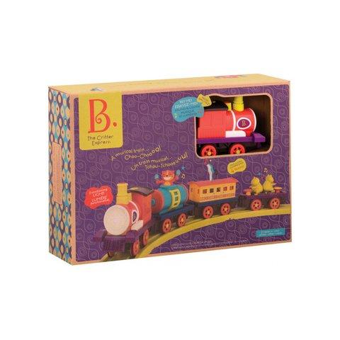 Ігровий Набір Battat Із Залізницею: Баттатоекспрес S2