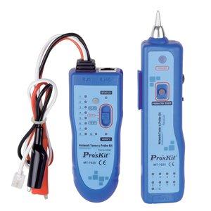 Тестер телекоммуникационных сетей и линий передачи данных Pro'sKit MT-7025