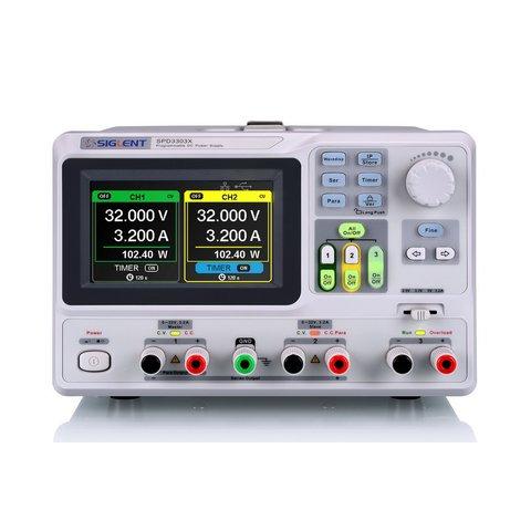 DC Power Supply SIGLENT SPD3303X-E