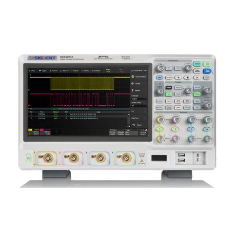 Super Phosphor Oscilloscope SIGLENT SDS5102X